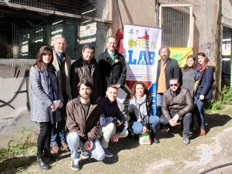 Green Lab1